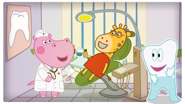 Kids Doctor: Dentist screenshot 13