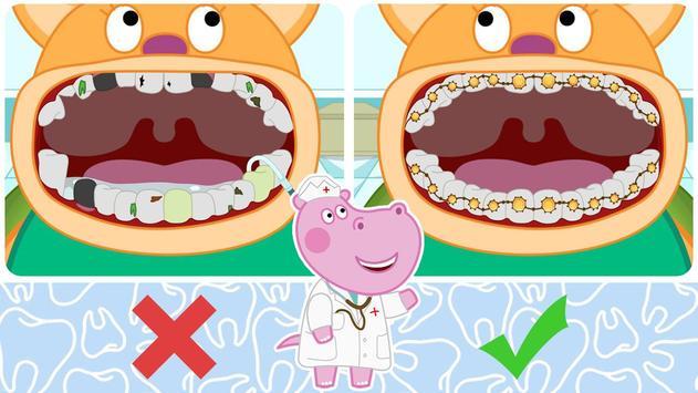 Kids Doctor: Dentist screenshot 14