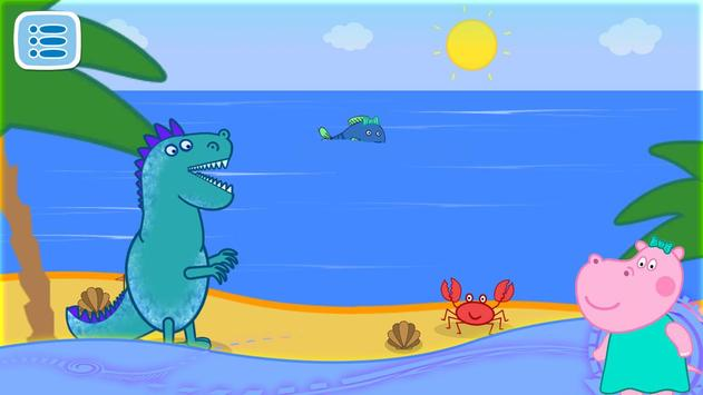 Princess and the Ice Dragon screenshot 1