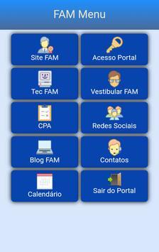FAM screenshot 1