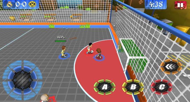 In fence Soccer screenshot 2