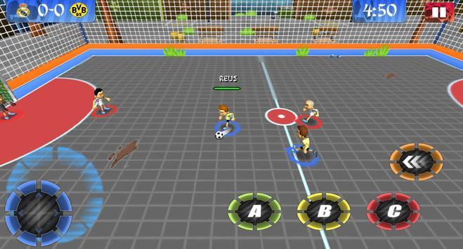 In fence Soccer screenshot 4
