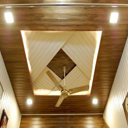 PVC Ceiling Design poster