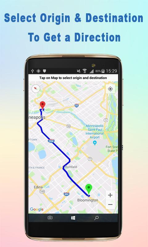 Driver Maps - Smart GPS Directions for Android - APK Download on