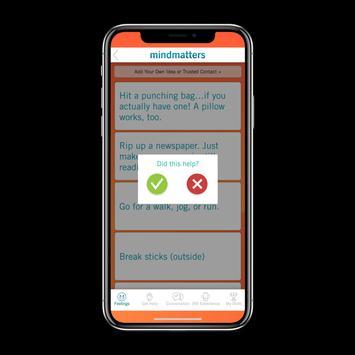 Mindmatters screenshot 3