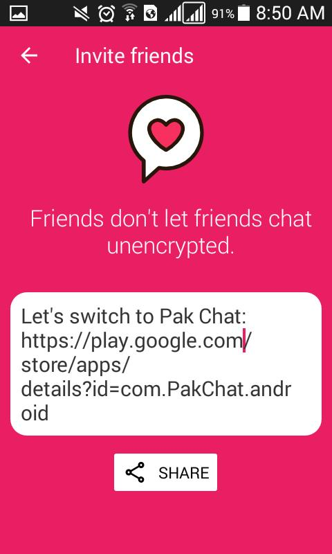 Pak Chat(Video,Text & Voice Chat App) for Android - APK Download