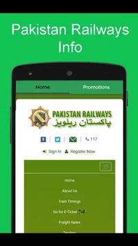 Pakistan Railway Pro poster