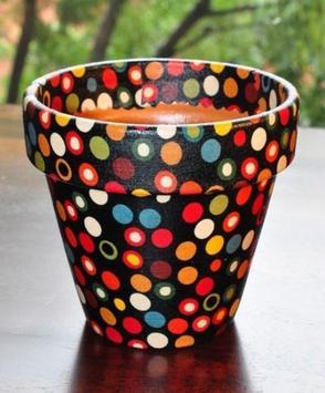 Painted Flower Pot Designs screenshot 5