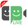 रैंडम Video Chat से नए लोगों & दोस्तों से मिलें आइकन