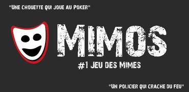 Mimos 🎭 Jeu de Mime pour Soirée entre Amis !