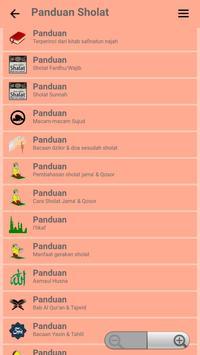 Panduan Sholat Fardu & Sunnah ( Ramadhan Barokah ) screenshot 9