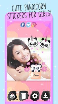 Panda Unicorn screenshot 2
