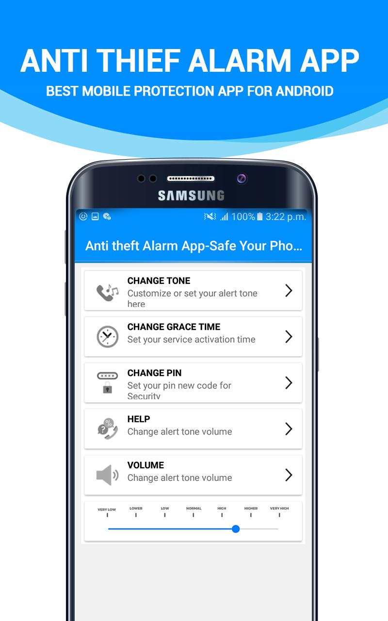 Anti theft Alarm App-Safe Your mobile for Android - APK Download