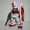 Thiết kế đồ chơi Papercraft Gundam biểu tượng