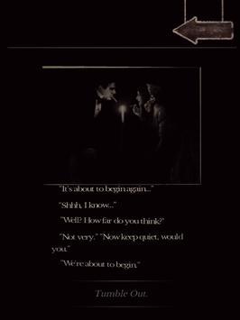 Seul (Alone) The entrée - Text Based Thriller CYOA screenshot 7
