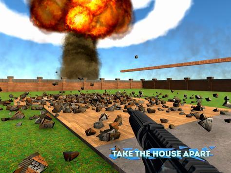 Destruction Simulator: Teardown all स्क्रीनशॉट 8