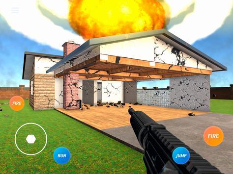 Destruction Simulator: Teardown all स्क्रीनशॉट 9