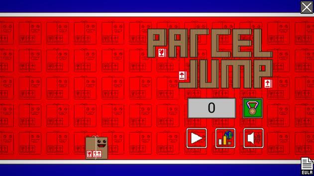 Parcel Jump - Supermarket Checkout Challenge poster
