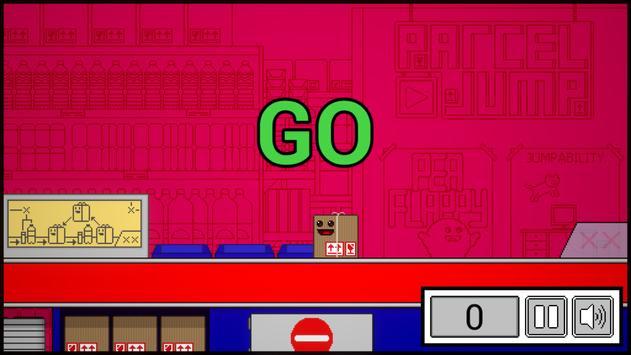 Parcel Jump - Supermarket Checkout Challenge screenshot 1