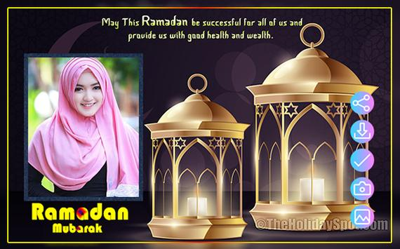 Eid Mubarak Photo Frame 2019 : Image Editor screenshot 9