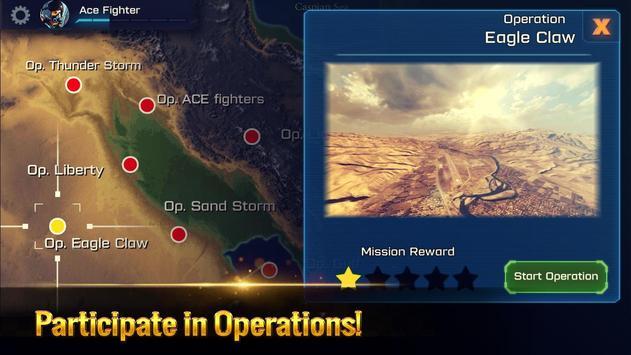 الطائرة الحربية: معركة جوية تصوير الشاشة 21