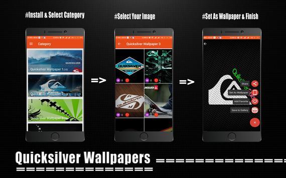 🔥🔥 Quiksilver Wallpaper   Full HD screenshot 1