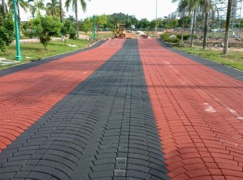 Variation of paving block designs screenshot 2