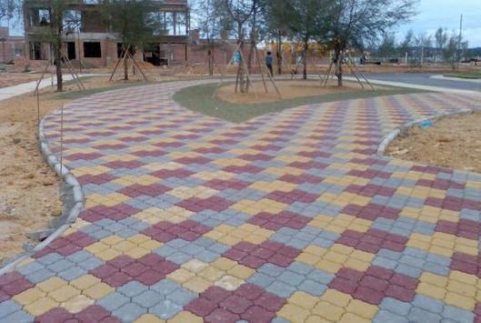Variation of paving block designs screenshot 4