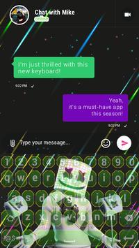 Marshmello Keyboard Backgrounds screenshot 2