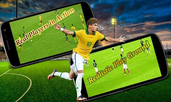 Football Legends captura de pantalla 1