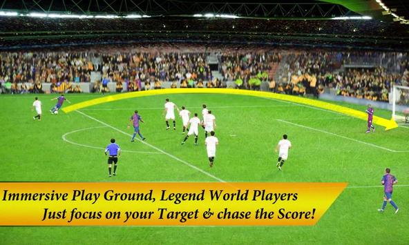Football Legends captura de pantalla 2