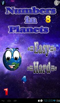 Numbers In Planets screenshot 4