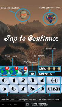 Numbers In Planets screenshot 6