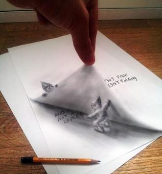 Pencil 3D Art Painting screenshot 7