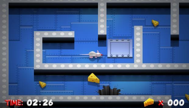Lab Rat - Escape the maze poster