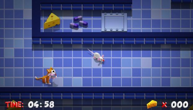 Lab Rat - Escape the maze screenshot 3