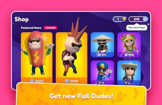 Fall Dudes تصوير الشاشة 7