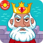 Pepi Tales: King's Castle أيقونة
