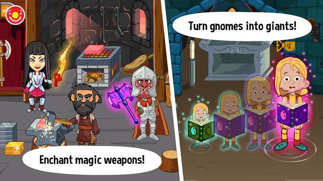 Pepi Tales: King's Castle تصوير الشاشة 5