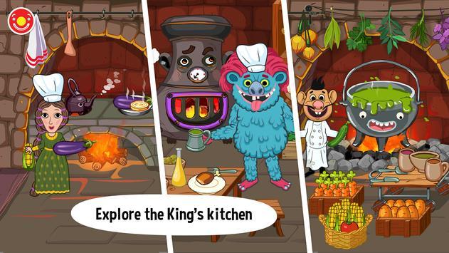 Pepi Tales: King's Castle تصوير الشاشة 13