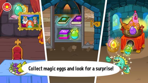 Pepi Tales: King's Castle تصوير الشاشة 17