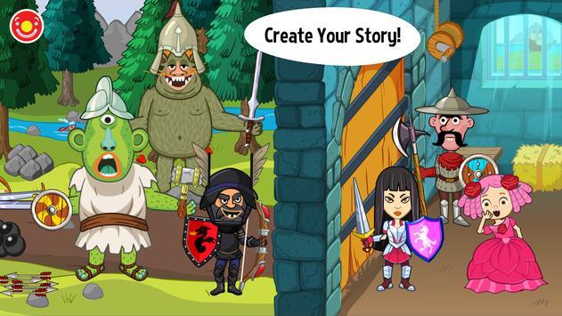 Pepi Tales: King's Castle تصوير الشاشة 14