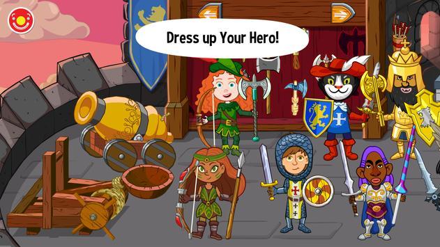 Pepi Tales: King's Castle تصوير الشاشة 15