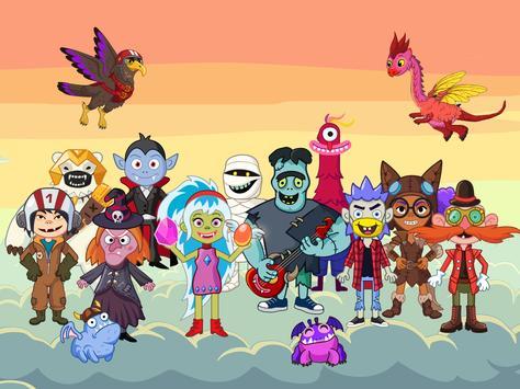 Pepi Wonder World تصوير الشاشة 10