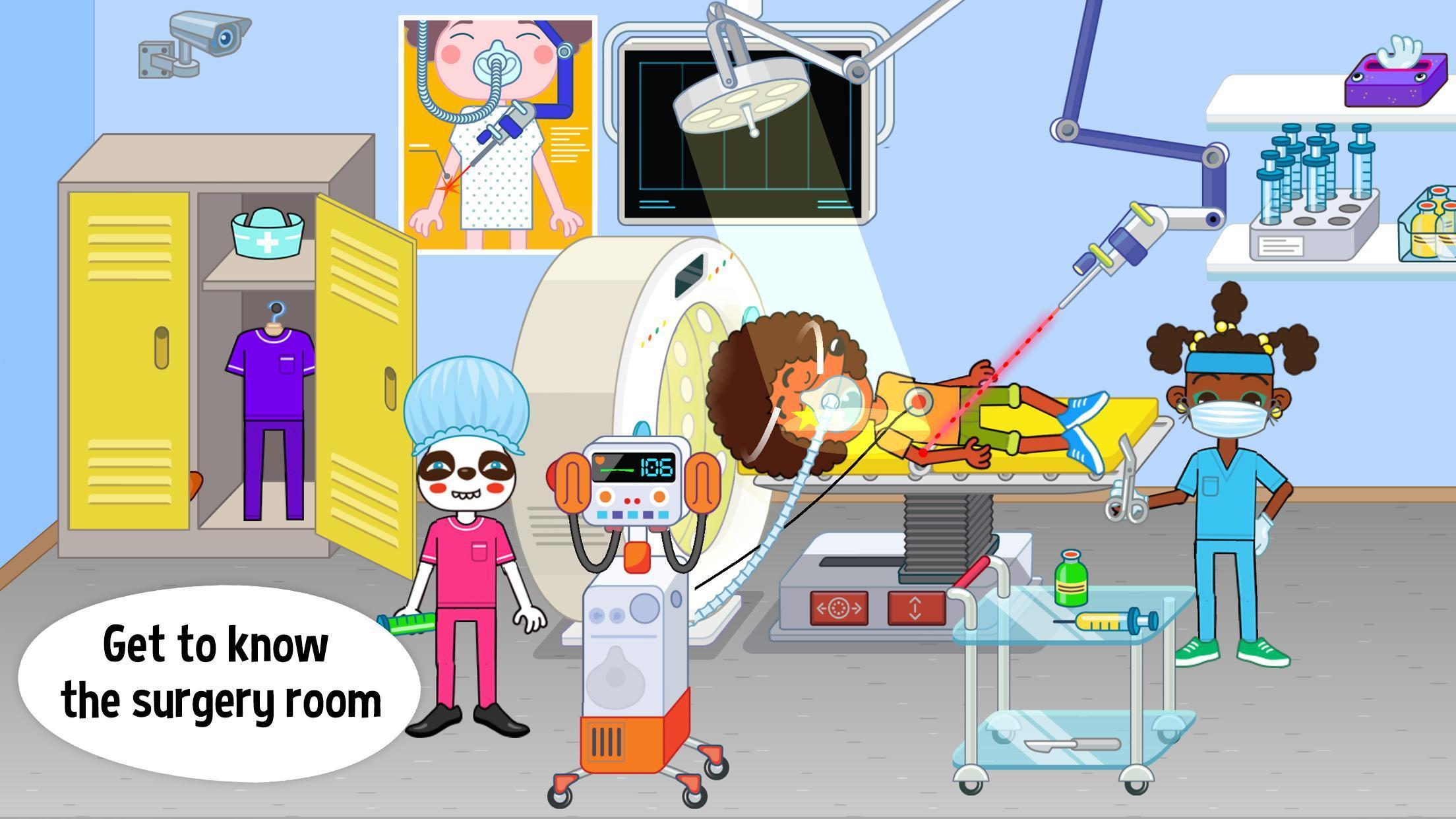 تحميل لعبة pepi hospital