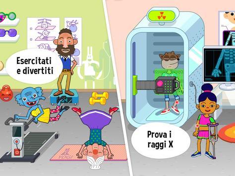 3 Schermata Pepi Hospital