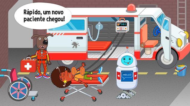 Pepi Hospital imagem de tela 1