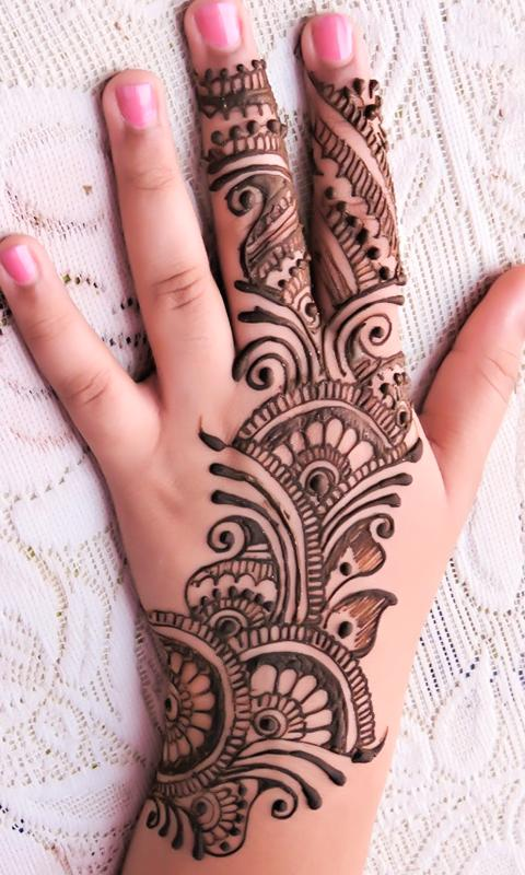 1000 Mehndi Designs Simple Henna Tattoo 2018 1 For Android Apk