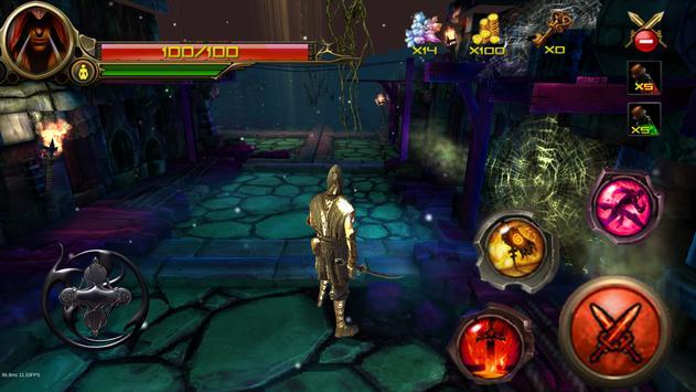 [Game Android] Ninja Warrior - Creed of Ninja Assassins