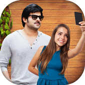 Selfie Photo With Prabhas Indian Celebrity Photos icon